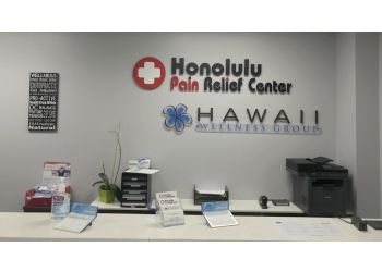 Honolulu chiropractor Dr. Damian Smith, DC