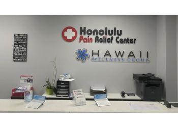 Honolulu chiropractor Dr. Damian Smith, DC