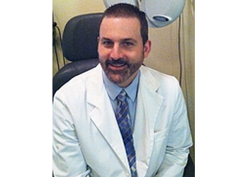 Lancaster pediatric optometrist Dr. Damon M. Ellis, OD