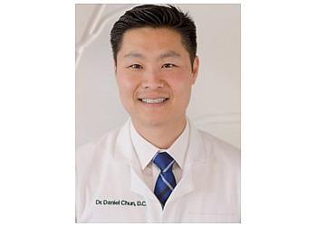 San Jose chiropractor Dr. Daniel Chun, DC