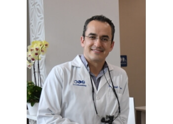 Washington dentist Dr. Daniel Jones, DDS