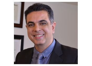 Pasadena psychiatrist Darius Jamal, MD