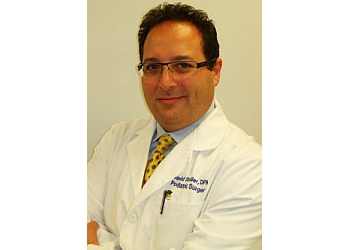 Tulsa podiatrist Dr. David A. Stoller, DPM, AACFAS, ABMSP