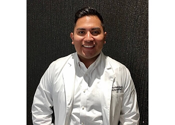 Grand Prairie pediatric optometrist Dr. David Alonso, OD