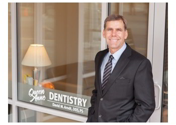 Seattle cosmetic dentist Dr. David Arndt, DDS