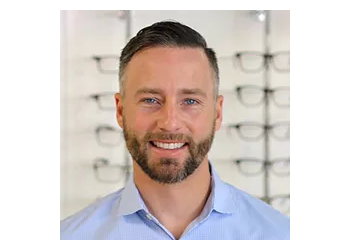 Tampa pediatric optometrist Dr. David B. Sabin, OD