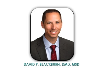 Independence orthodontist Dr. David Blackburn, DDS