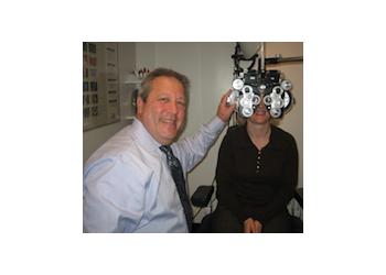 Buffalo pediatric optometrist Dr. David Burstein, OD