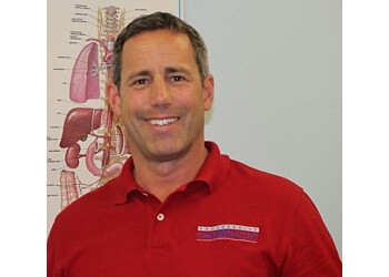 Virginia Beach chiropractor Dr. David E. Ranzette, DC