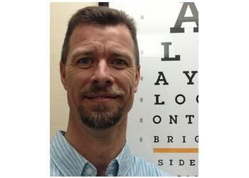 Sunnyvale eye doctor Dr. David Folkers, OD