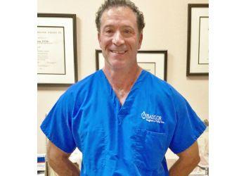 Carrollton podiatrist Dr. David H. Eisenberg, DPM, FACFAS