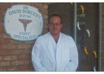 Mobile podiatrist Dr. David J. Borcicky, DPM