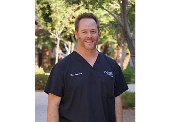 Chandler podiatrist Dr. David Laurino, DPM
