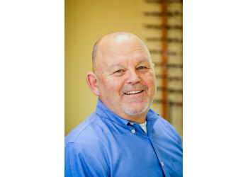 Portland eye doctor Dr. David McBride, OD