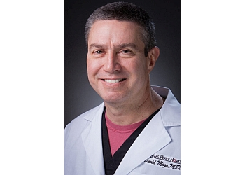 Little Rock cardiologist Dr. David Michael Mego, MD
