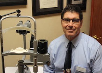 Omaha eye doctor David Michaels, OD - MILLARD FAMILY EYECARE