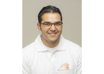 El Paso physical therapist Dr. David Middaugh, PT, DPT, FAAOMPT