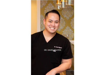 Houston dentist Dr. David Nguyen, DDS