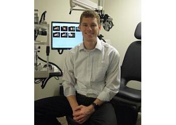 Topeka pediatric optometrist Dr. David R. Barnhart, OD