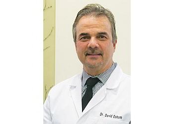 San Diego cosmetic dentist Dr. David S. Eshom, DDS