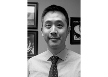 Tacoma pediatric optometrist Dr. David Shin, OD