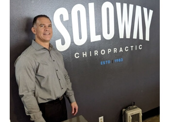 Costa Mesa chiropractor Dr. David Soloway, DC