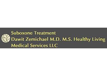 Knoxville psychiatrist DAWIT ZEMICHAEL, MD, MS