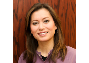 Detroit kids dentist Dr. Dawn Yuen Harvey, DDS, MS