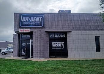 Overland Park auto body shop Dr. Dent