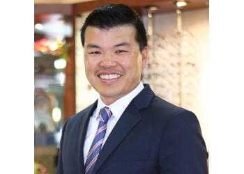Stockton eye doctor Dr. Derron Lee, OD