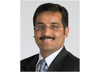 Kansas City cardiologist Dr. Dhanunjaya Lakkireddy, MD
