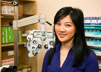 Philadelphia pediatric optometrist Dr. Diana Chuong, OD