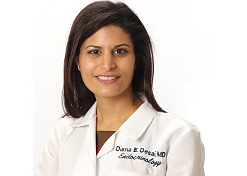 Houston endocrinologist Diana Desai, MD