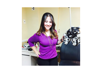 Newark pediatric optometrist Dr. Diana Espaillat, OD