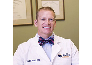Lafayette orthodontist Dr. Donald B. Balhoff, DDS
