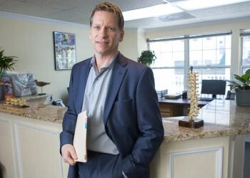 Stamford chiropractor Dr. Donald Berglund, DC
