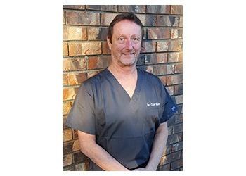 Kent dentist Dr. Donald Hainer, DDS