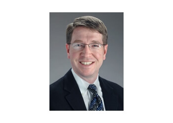 Kansas City orthopedic Dr. Douglas C. Burton, MD