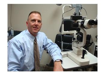 Lincoln pediatric optometrist Dr. Douglas C. Rienks, OD