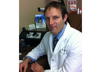 Miramar pediatric optometrist Dr. Douglas Handley, OD