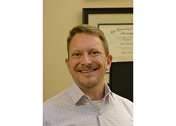 Huntsville pediatric optometrist Dr. Dr. James Ferrell, OD