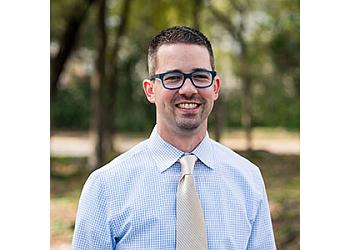 Austin pediatric optometrist Dr. Drew Provost, OD