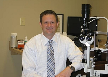 Columbus eye doctor Dr. Duke Dye, OD