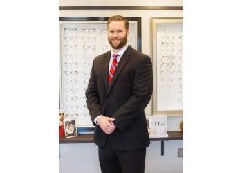 Omaha pediatric optometrist Dr. Dustin Strasburg, OD