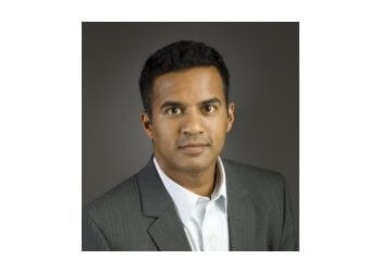 Columbia pain management doctor Dr. Ebby G. Varghese, MD