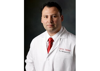 Brownsville eye doctor Dr. Edward A. Marquez, OD