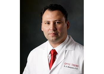 Brownsville eye doctor Dr. Edward A. Marquez, OD