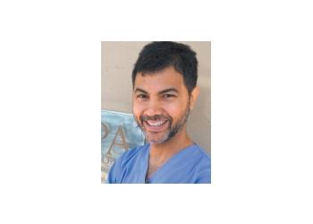 New Orleans podiatrist Dr. Edward Lang, DPM