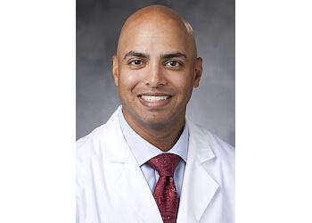 Durham urologist Dr. Edward N. Rampersaud Jr., MD