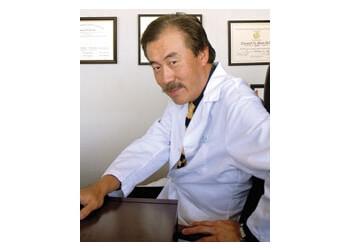 Honolulu cardiologist Dr. Edward N. Shen, MD